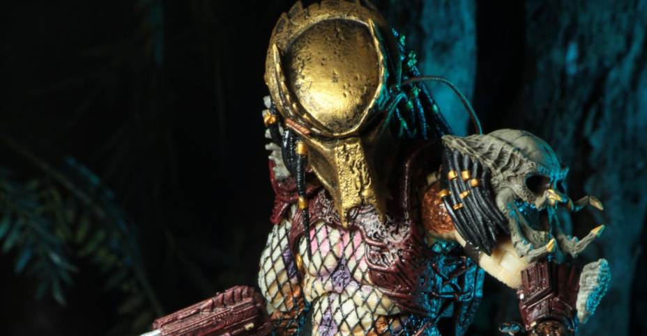 NECA Reveals Ultimate Enforcer and Bad Blood Predator 2-Pack