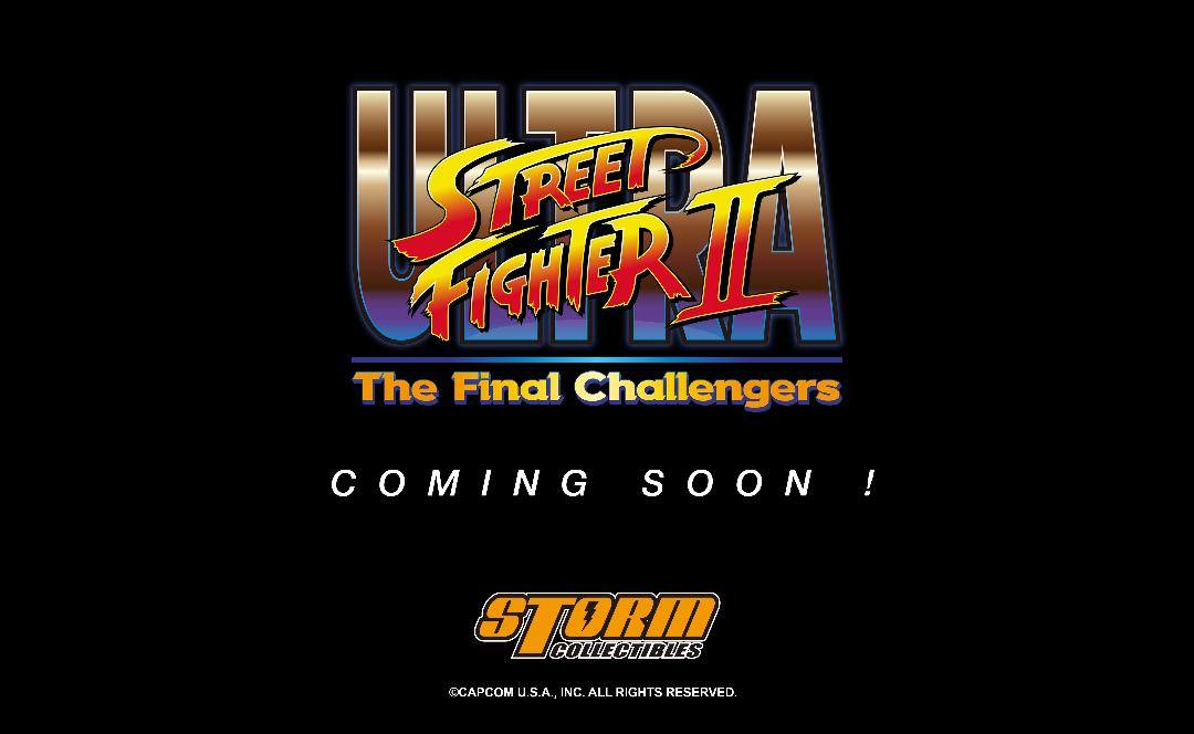 Storm Announces Ultra Street Fighter 2: The Final