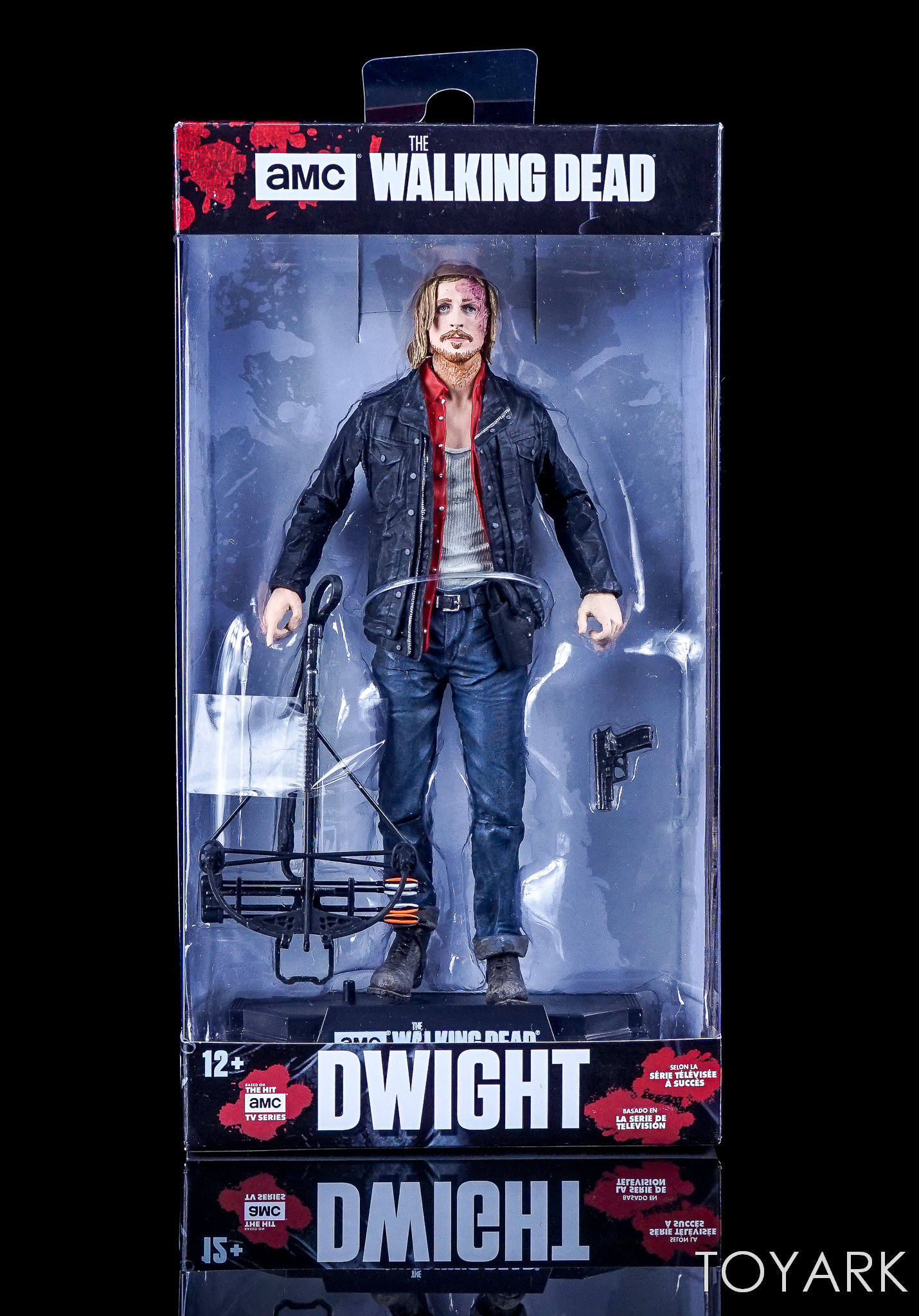 McFarlane Toys The Walking Dead Dwight 7 inch Collectible Action Figure