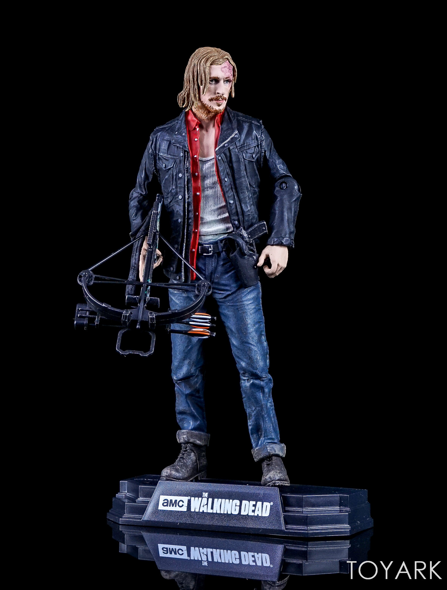 McFarlane Toys The Walking Dead Dwight Collectible Action Figure