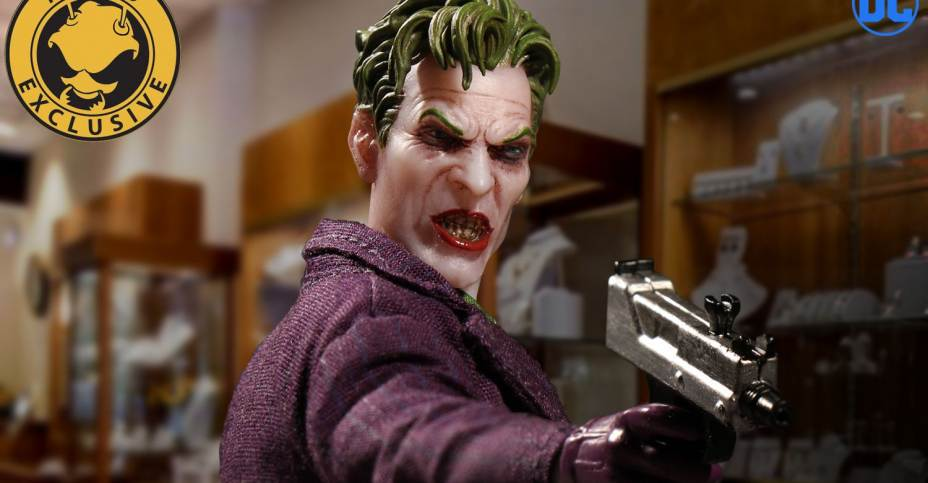 Figure Base Stand The Joker 1//12 scale toy Crime Prince
