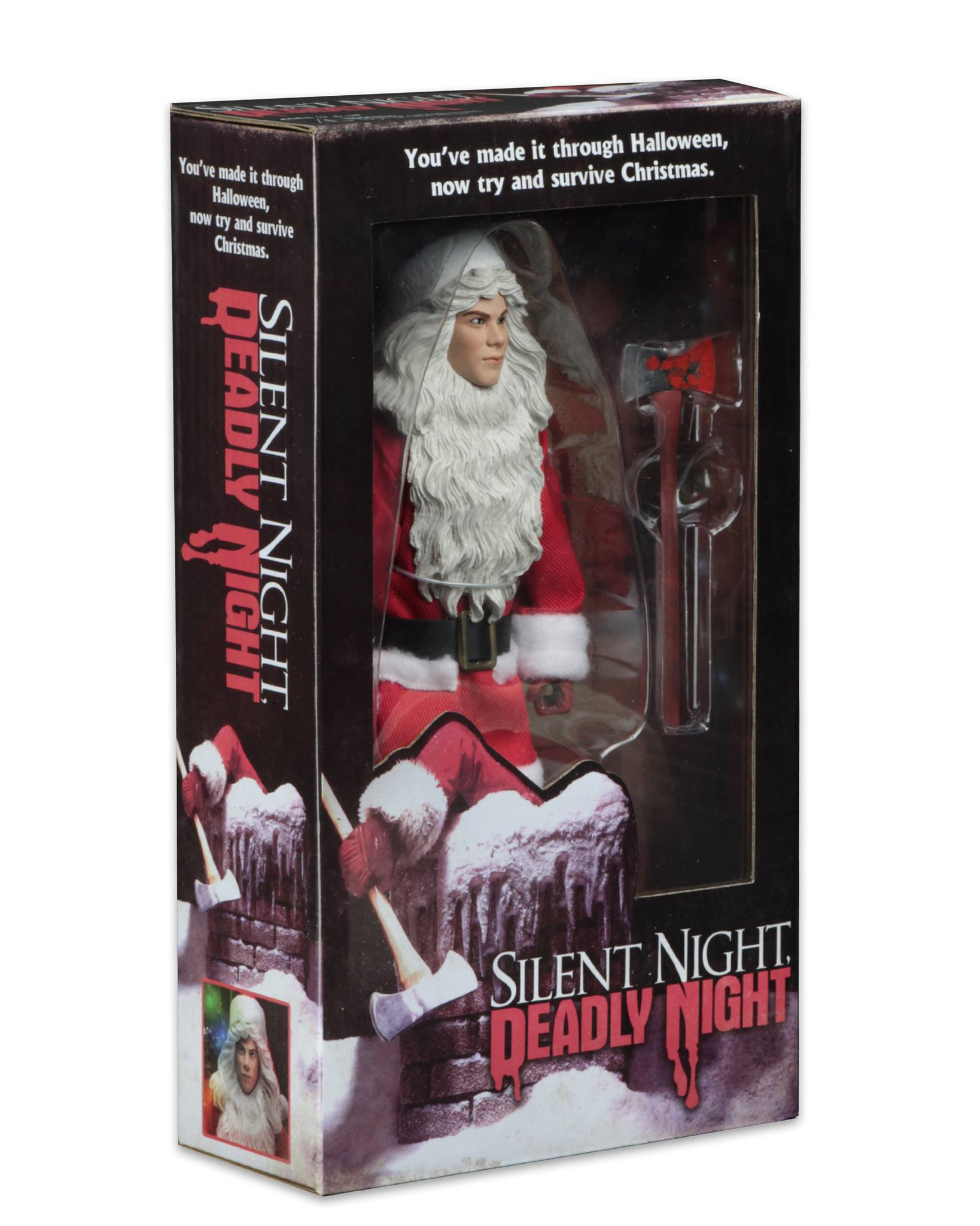 Silent Night, Deadly Night Billy Figure In-Packaging - The Toyark - News