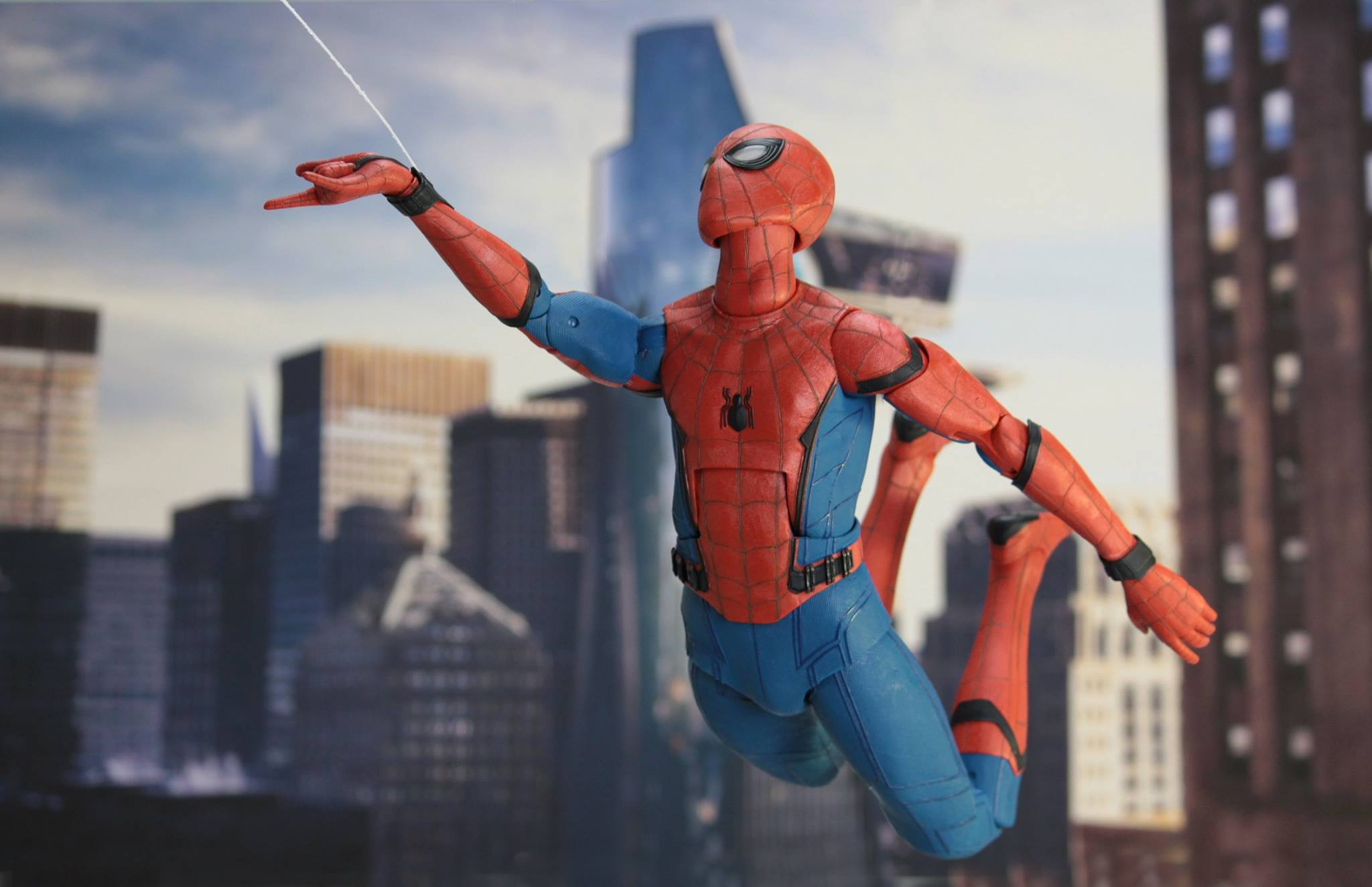 New Photos Of The Spider Man Homecoming 1 4 Scale