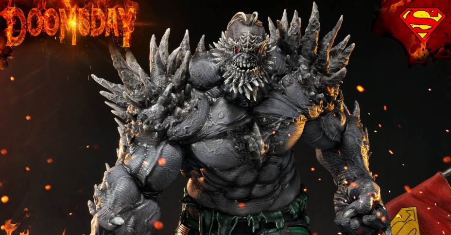 Dc Comics Doomsday Statue By Prime 1 Studio The Toyark News