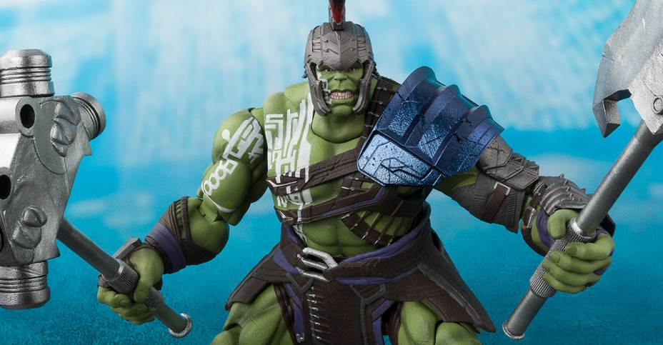 Sh Figuarts Thor And Hulk From Thor Ragnarok The Toyark News