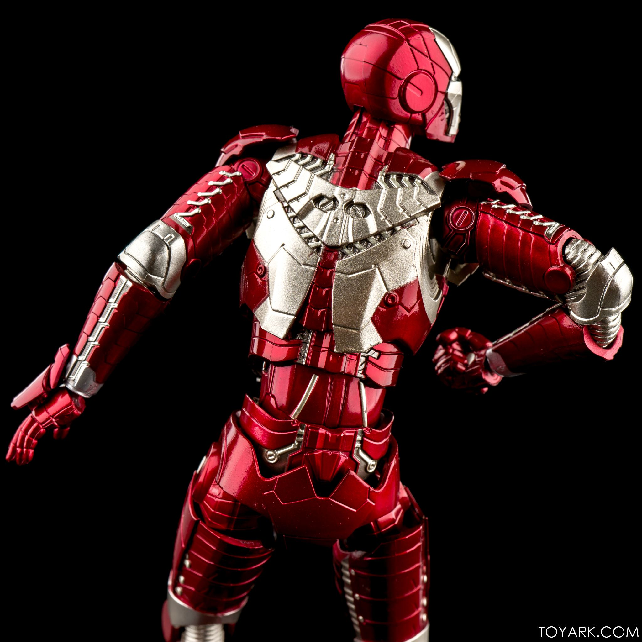 S.H. Figuarts Iron Man Mk. V with Hall of Armor Gallery ...
