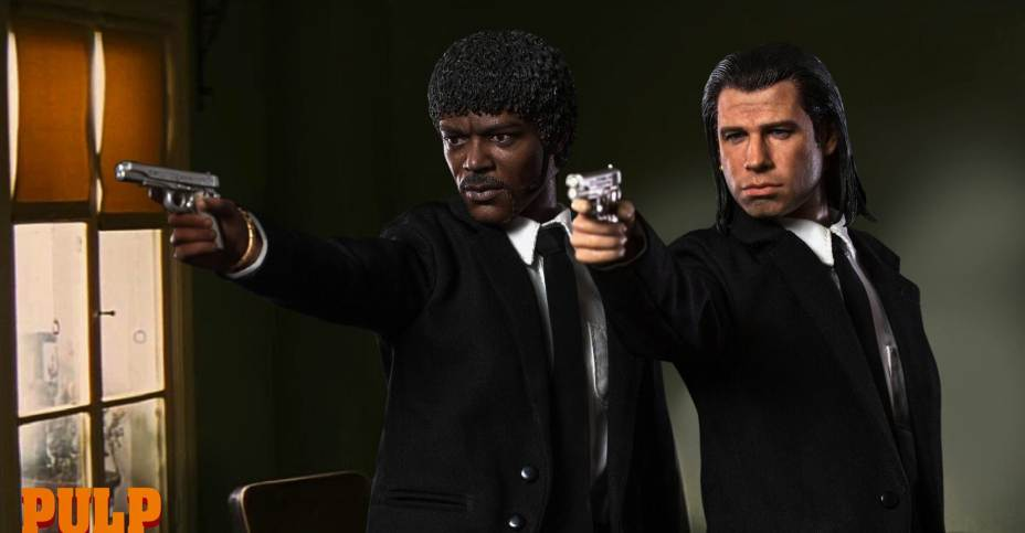 Pulp fiction, a to