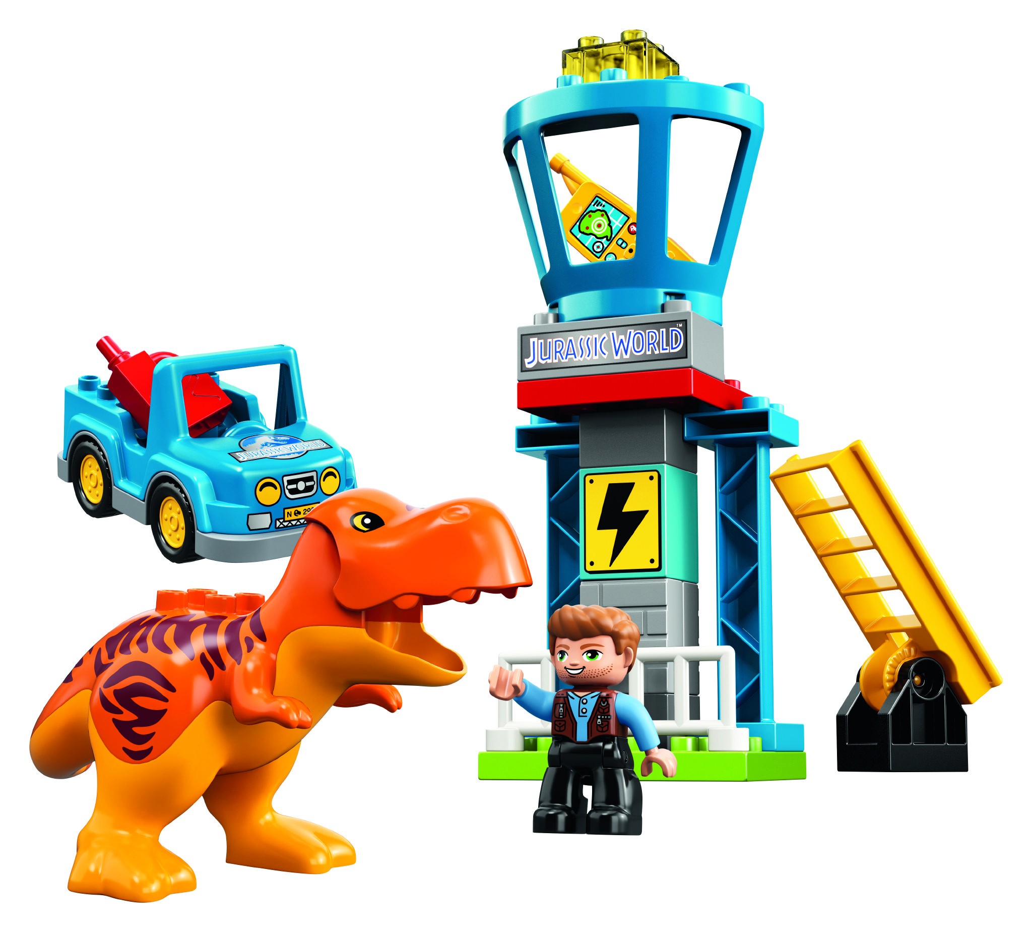 Jurassic World Lego Set Details and Official HD Images ...