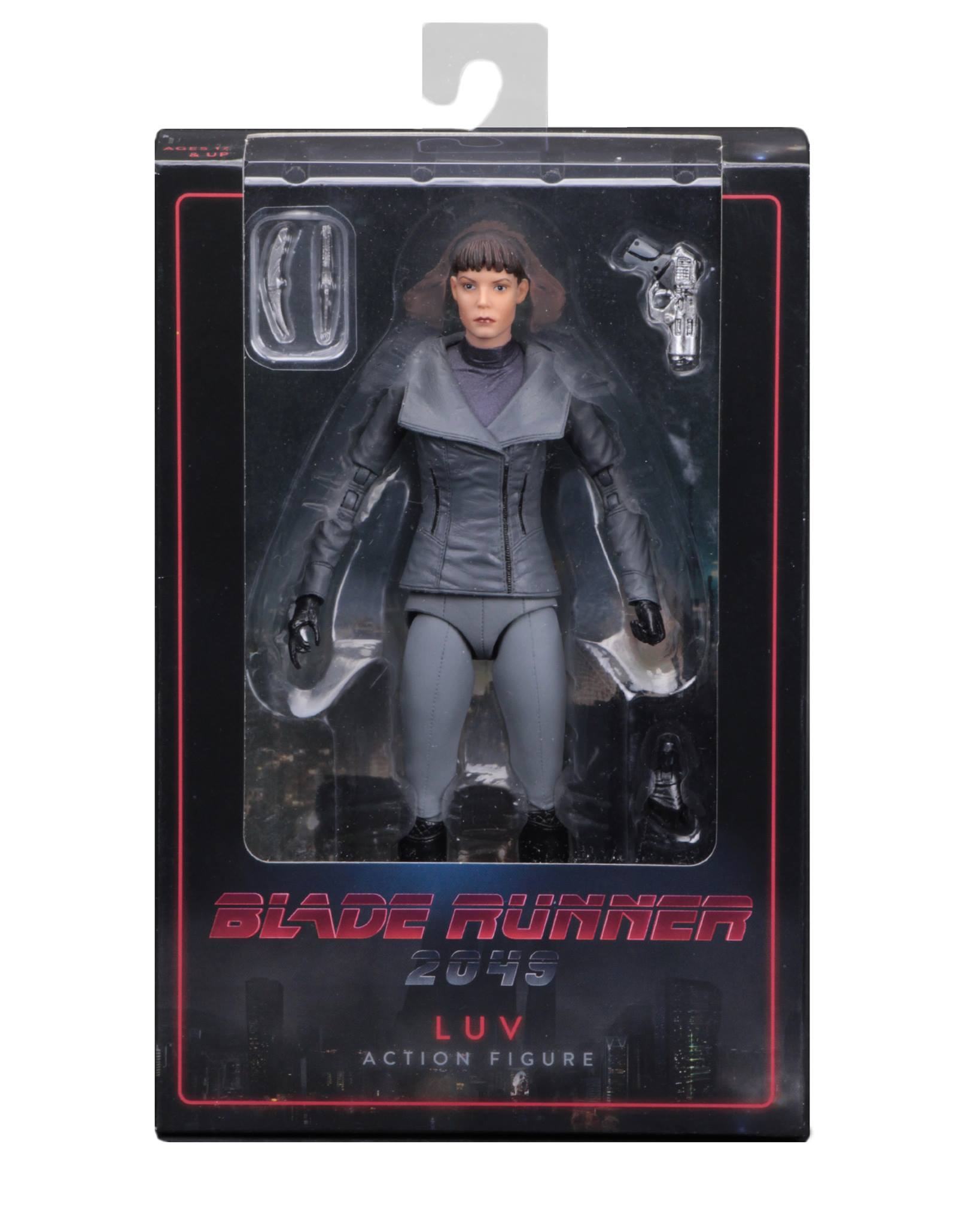 """WALLACE /& LUV Blade Runner 2049 SET of 2 NECA Series 2 2018 7/"""" Inch Figures"""
