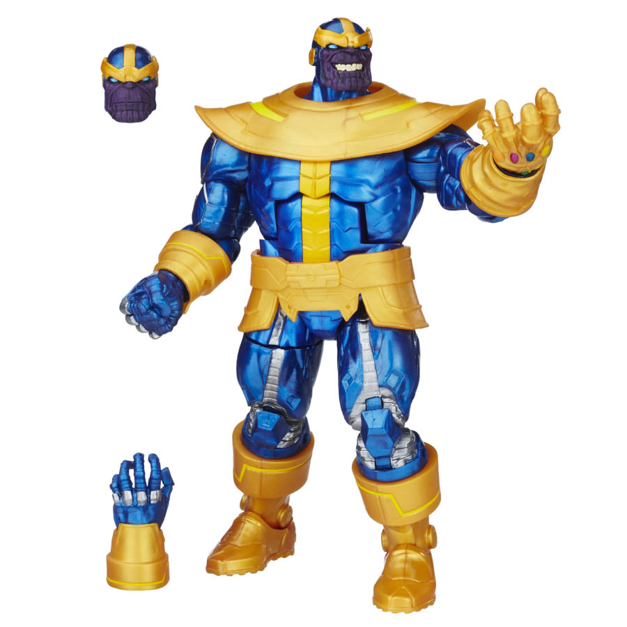 Toy Fair 2018 Official Hasbro Marvel Legends Figures And