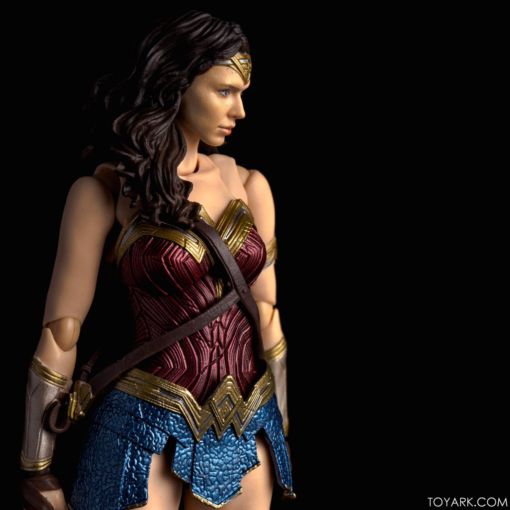 Sh Figuarts Justice League Wonder Woman Gallery - The -3398
