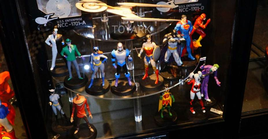 Toy Fair 2018 Gallery - Hero Collector and Icon Heroes at