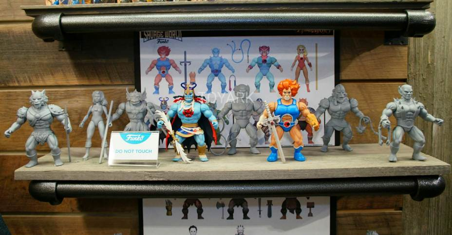 Toy Fair 2018 Gallery Funko Savage World Figures
