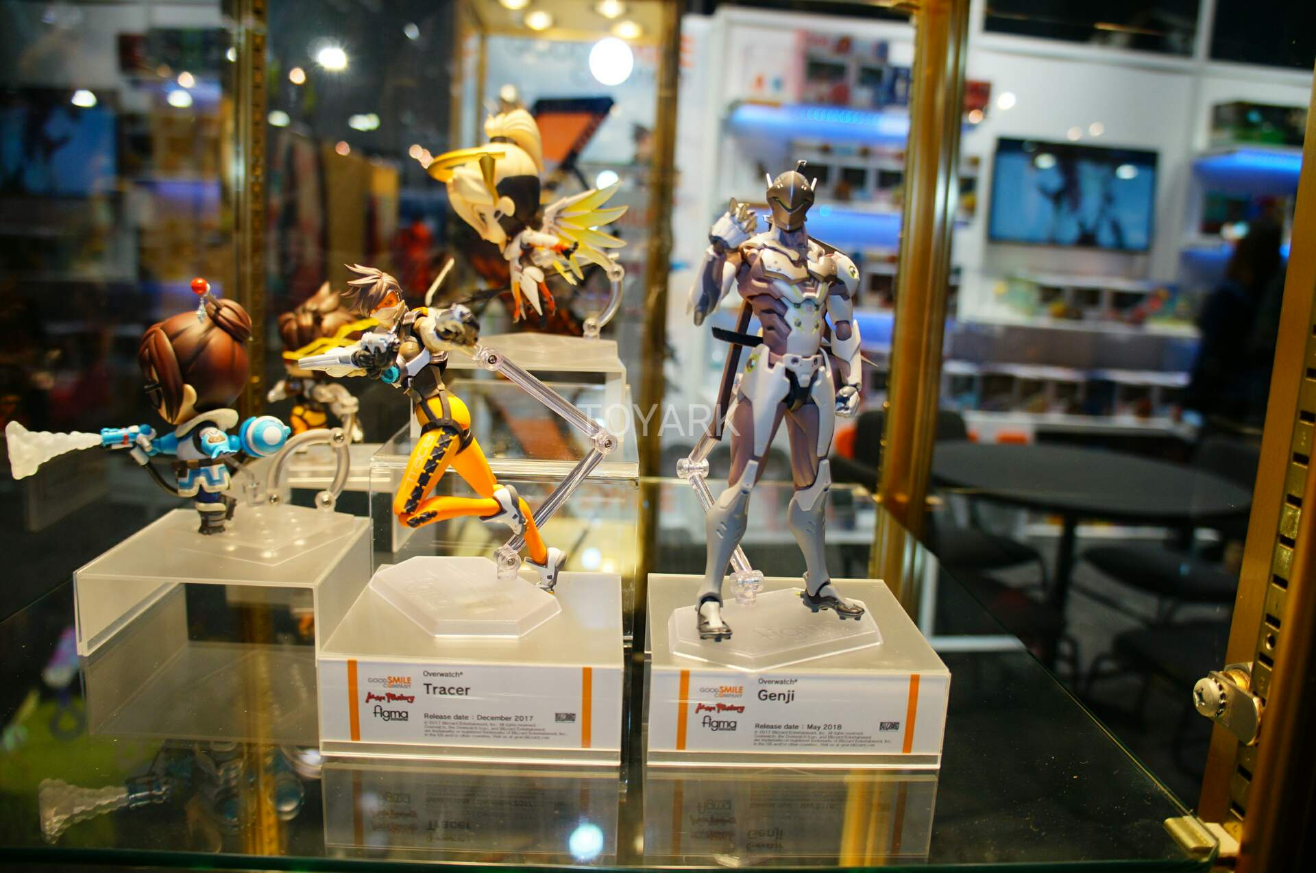 Toy Fair 2018 - Good Smile Company Figma and Nendoroid Figures - The