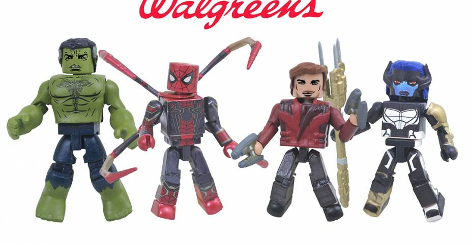 Buy 2 /& SAVE! Exclusives and Retired Mini Mates Minifigure Fully Poseable