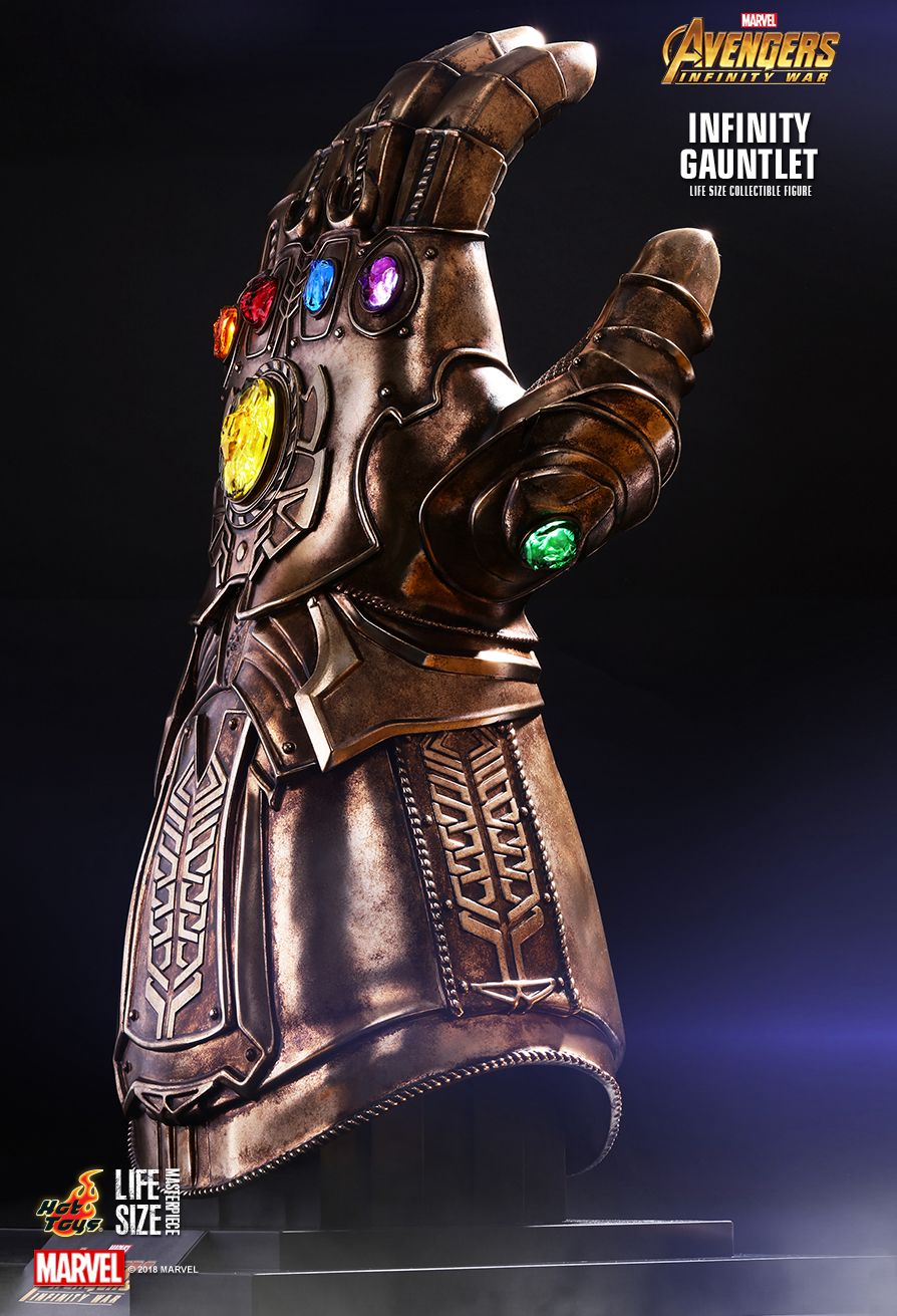 The Infinity Wart Saga Part 1 Issue: Hot Toys Avengers Infinity War