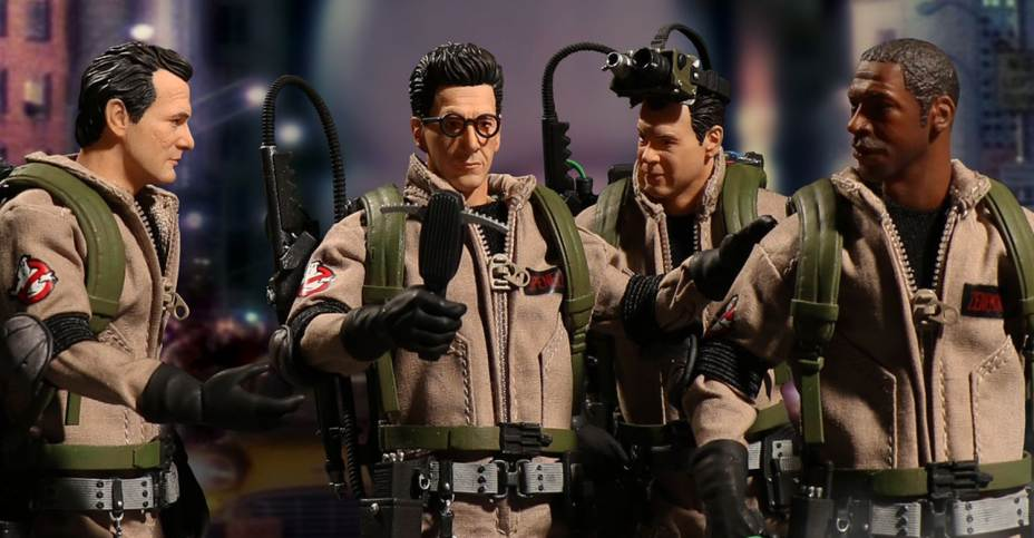 Mezco Toyz One:12 Ghostbusters Six Interchangeable Hands Parts ONLY