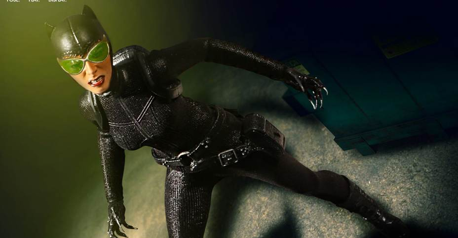 DC Comics Catwoman One:12 Collective by Mezco - The Toyark ...