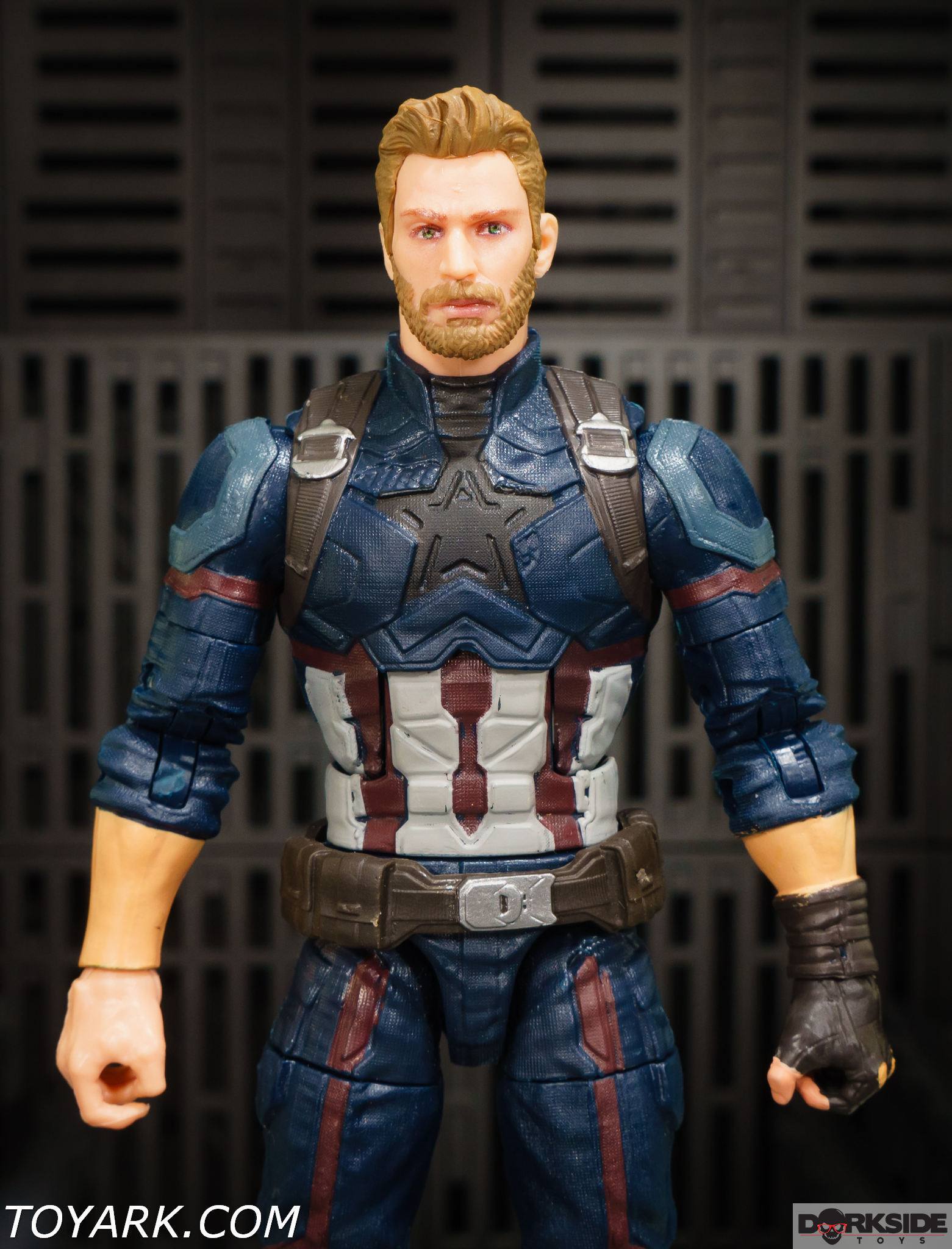 Marvel Legends Infinity War CAPTAIN AMERICA