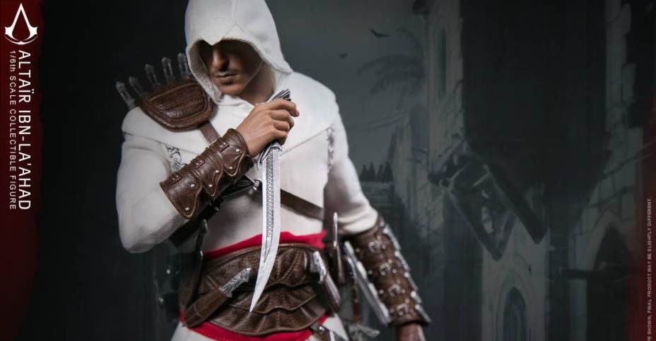 Assassin S Creed Altair 1 6 Scale Figure By Damtoys The Toyark News