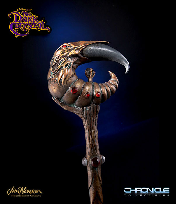Chronicle Dark Crystal Emperor's Scepter Photos and Pre ...