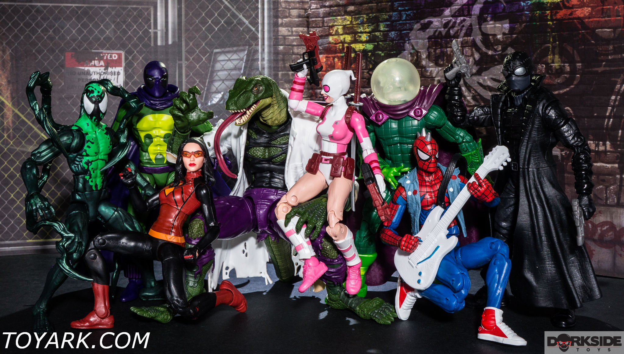 4fb571ecaf966 Marvel Legends Lizard Photo Shoot - The Toyark - News
