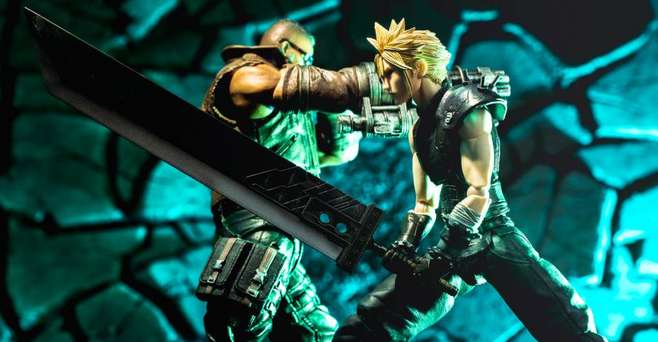 Cloud Strife Archives Page 2 Of 4 The Toyark News