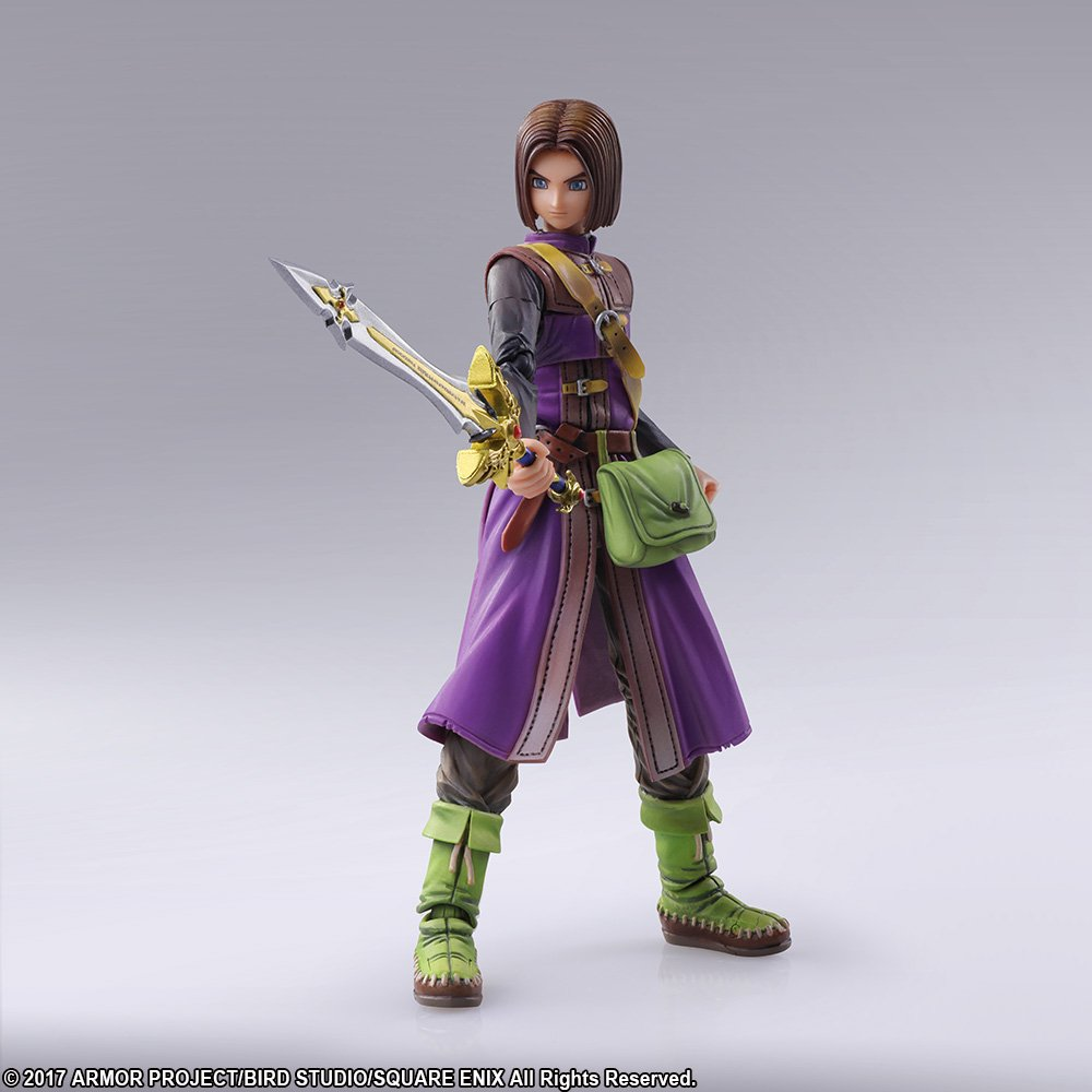 Dragon Quest Xi The Hero Bring Arts Figure The Toyark News Note that for the purposes of the stats shown, i am using the +3 version if applicable, assuming. dragon quest xi the hero bring arts