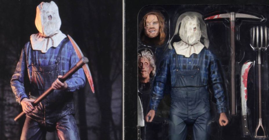 """Friday the 13th NECA 7"""" Scale Action Figure Ultimate Part 2 Jason Voorhees"""