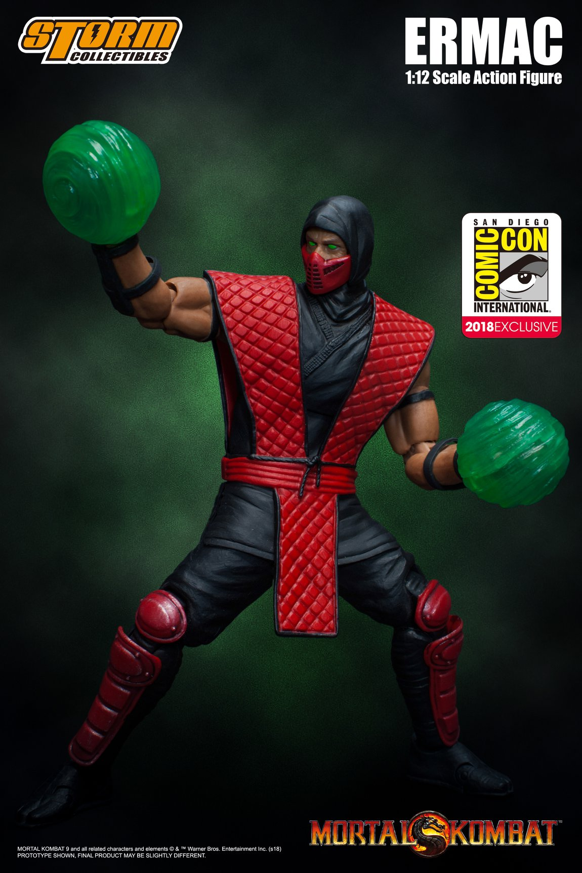 Storm Collectibles Fully Reveals The SDCC 2018 Exclusive