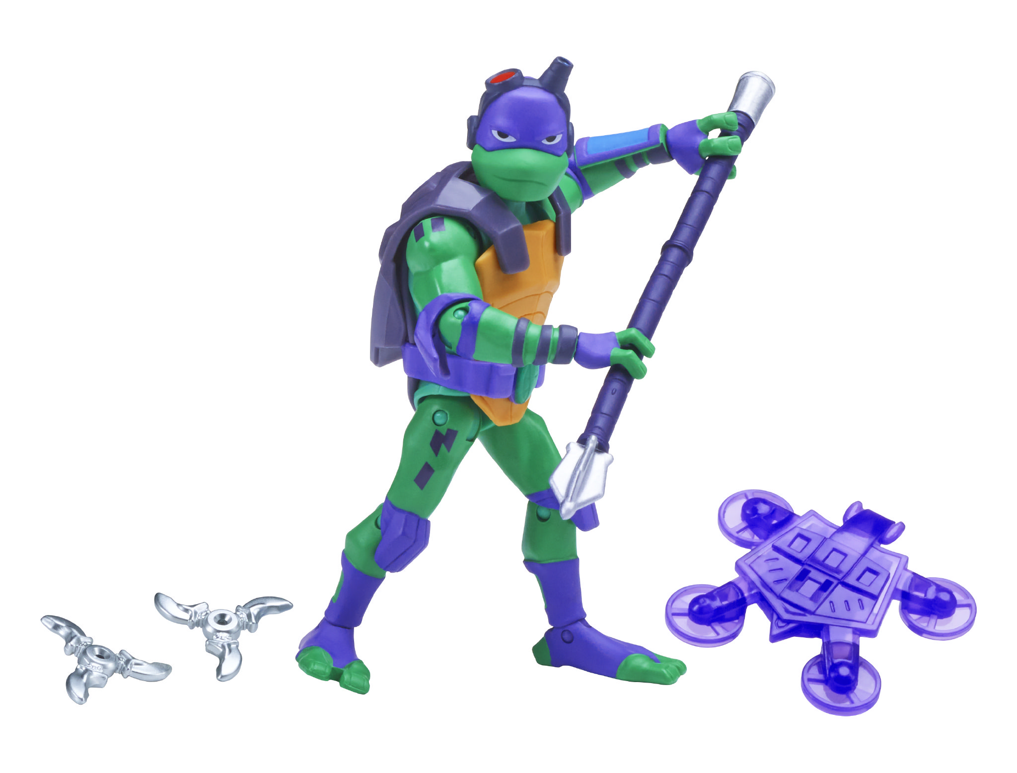 SDCC Exclusive Rise of the Teenage Mutant Ninja Turtles from
