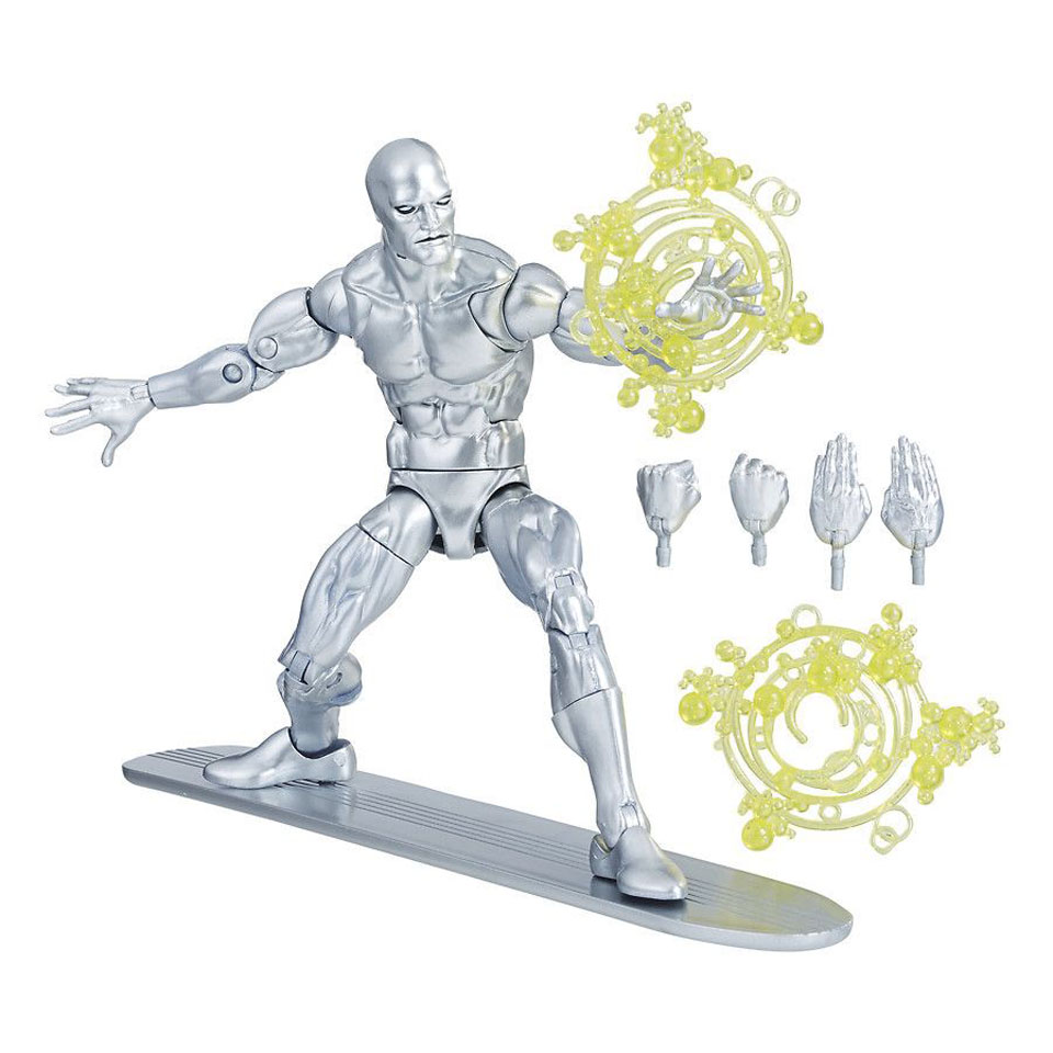 Ml Silver Surfer Available Now Toy Discussion At Circuit Breaker By Bad Moon Toyarkcom Walgreens Exclusive Marvel Legends Released