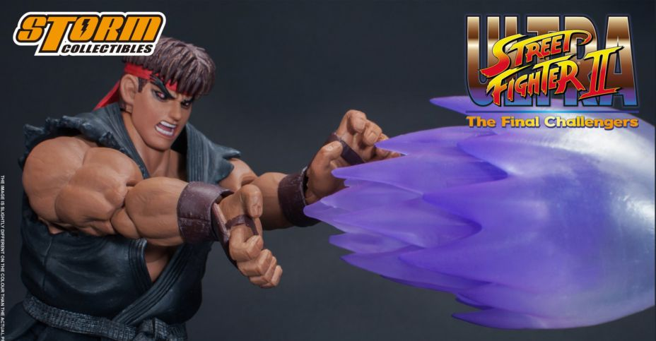 Storm Collectibles Ultra Street Fighter Ii The Final