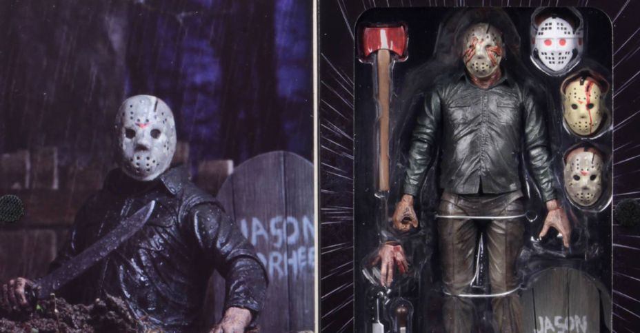 """A NEW BEGINNING 7/"""" ULTIMATE JASON FIGURE NEW NECA FRIDAY THE 13TH PART 5"""