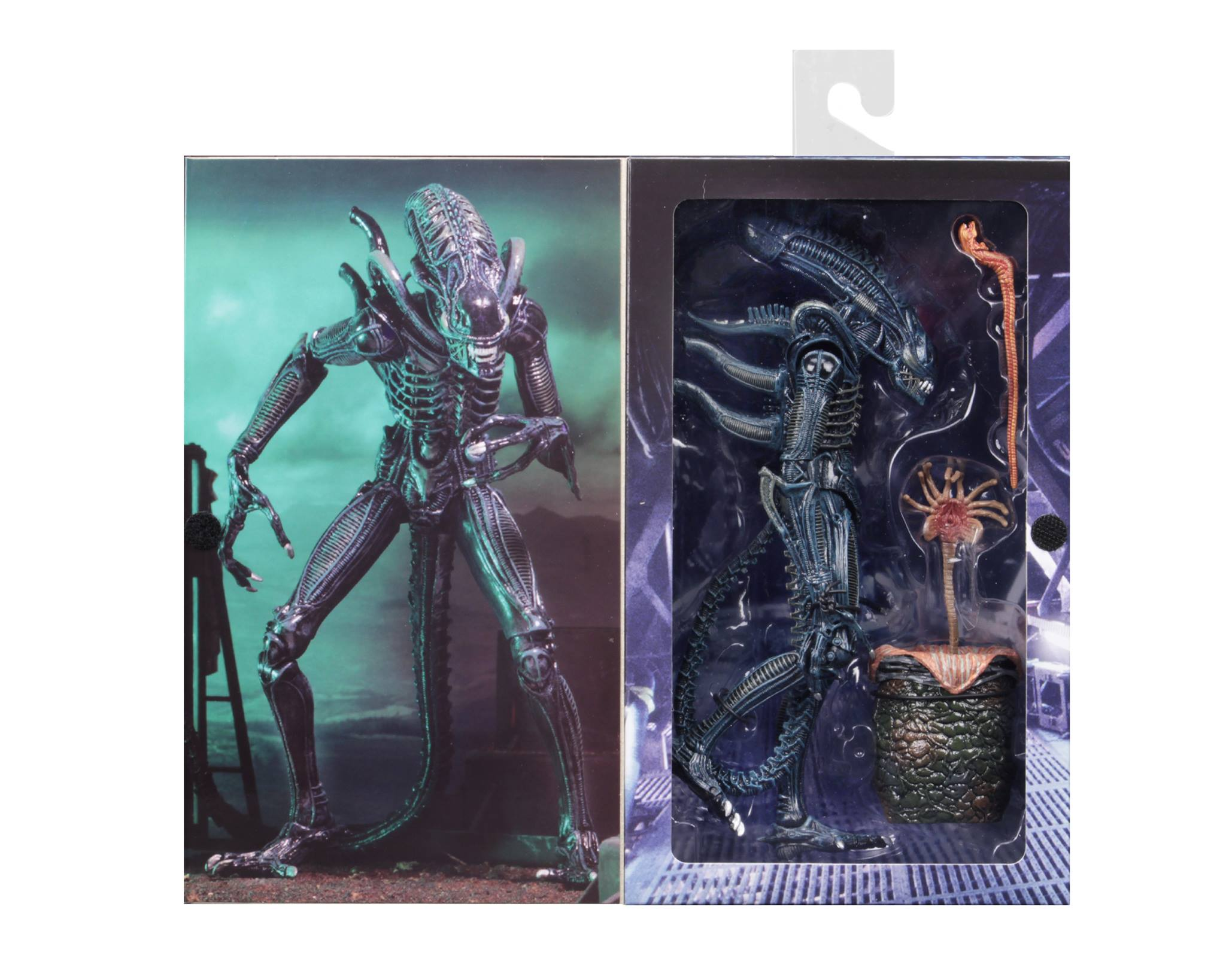 Neca Ultimate Alien Warriors Packaging And New Release