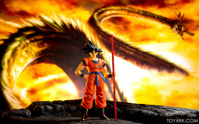 S.H. Figuarts Dragon Ball Galleries