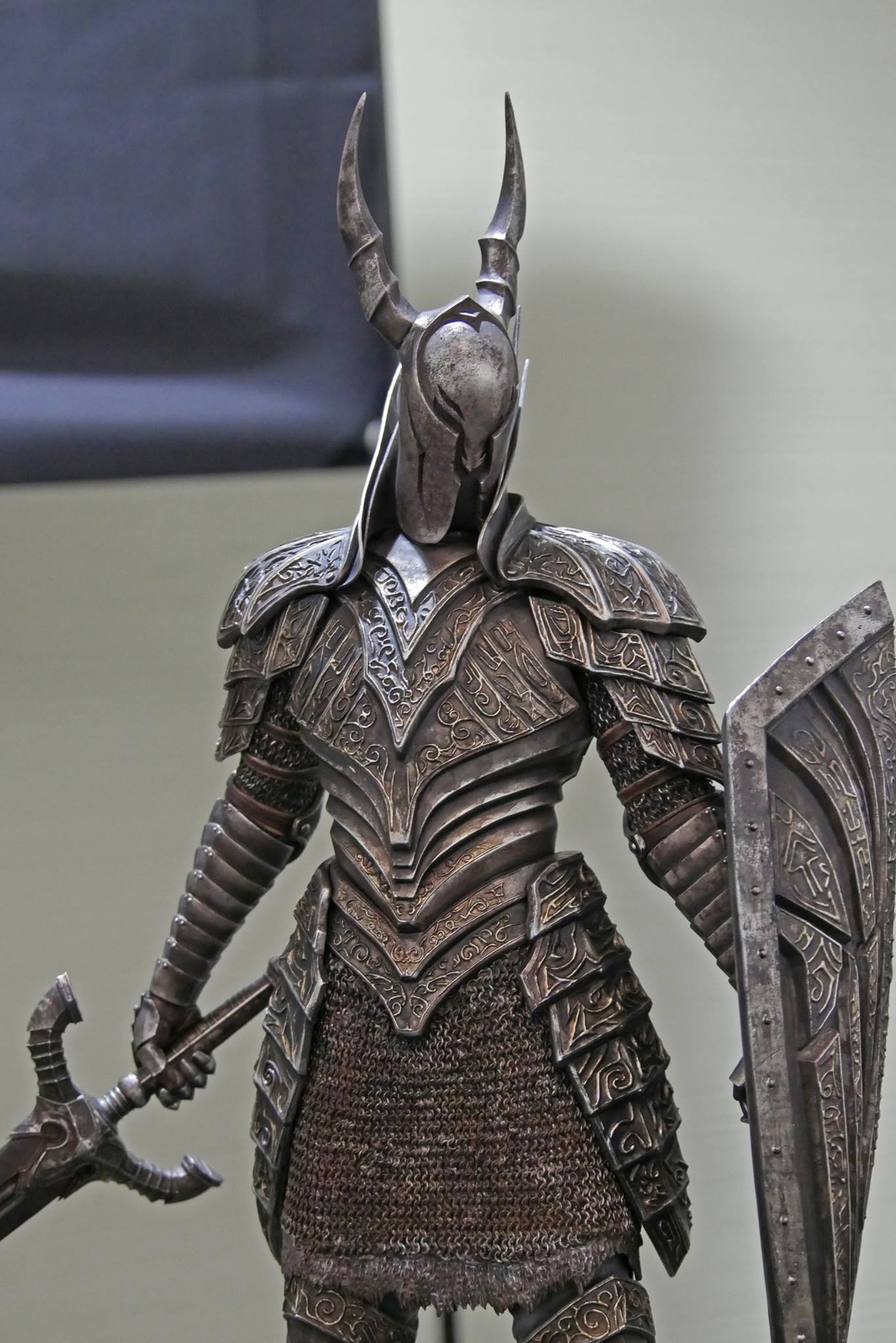 Gecco Black Knight Statue from Dark Souls Revealed - The ...