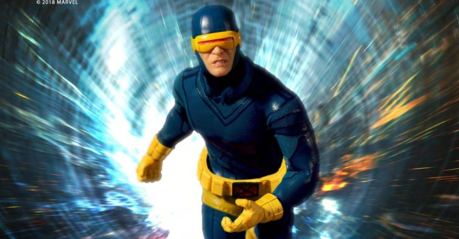 Previews Exclusive - Marvel Comics Classic Cyclops One:12 Collective