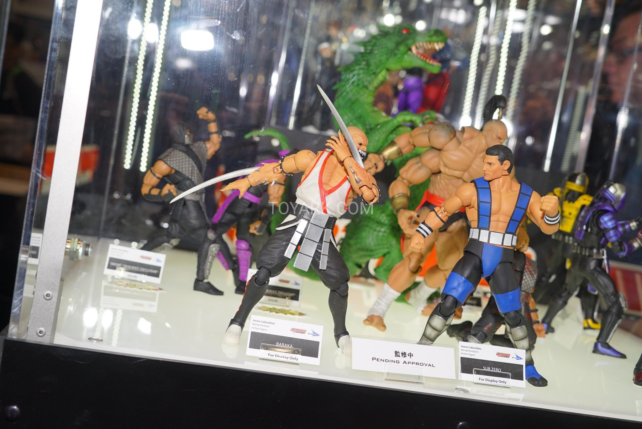 Sonstige Storm Collectibles Bison Special Edition Nycc