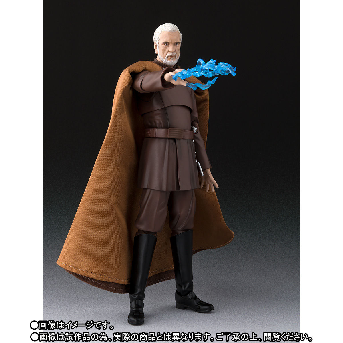 Count Dooku Hot Sale Bandai Shf Figuarts Star Wars Episode 3 Revenge Of The Sith