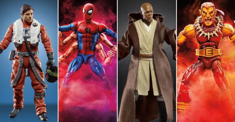 Black Series Mace Windu Plus Star Wars Marvel Reveals At Lucca Cg