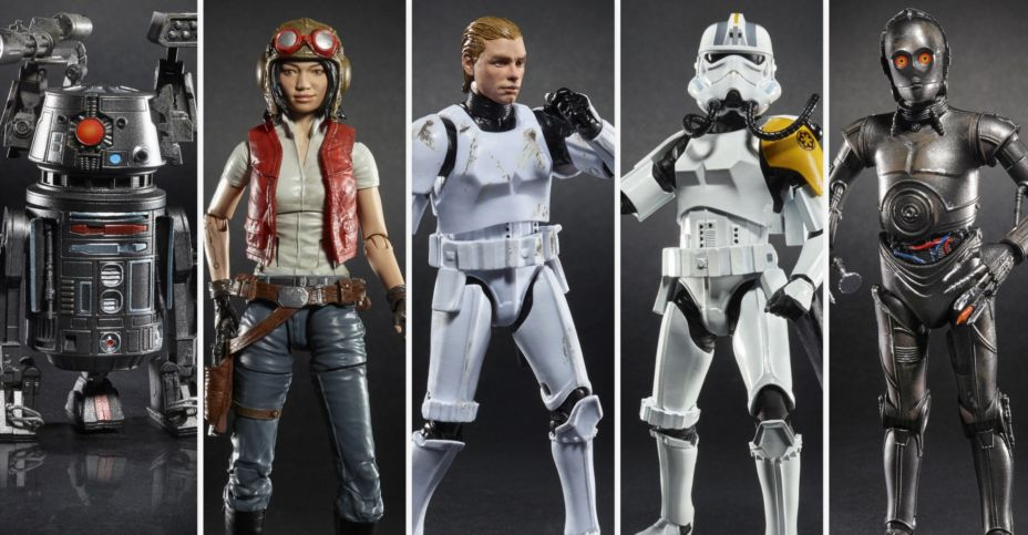 """Star Wars Black Series Vintage Collection 3.75/"""" DOCTOR APHRA SDCC NEW IN STOCK"""