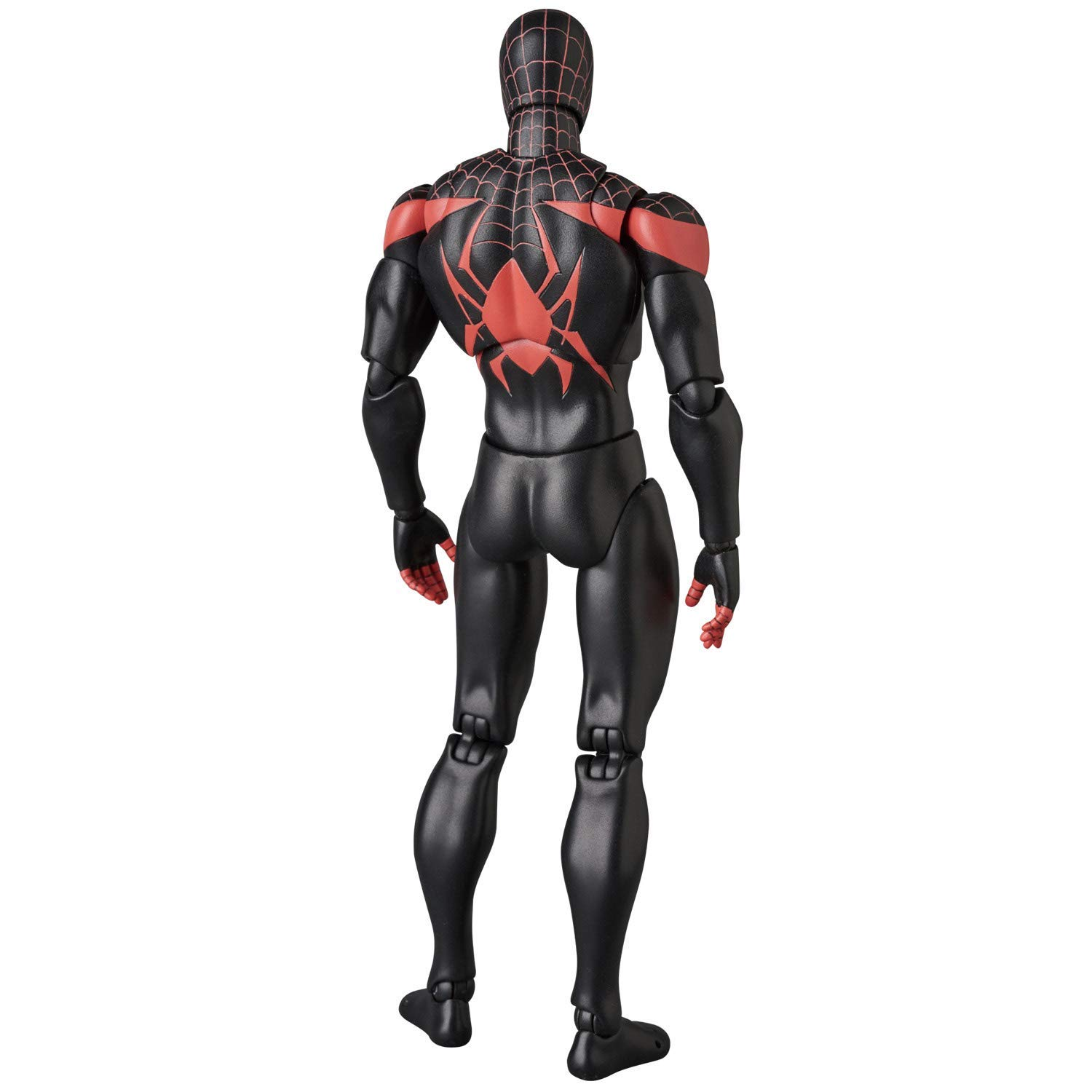 Full Details For The Miles Morales Spider Man Mafex Figure The
