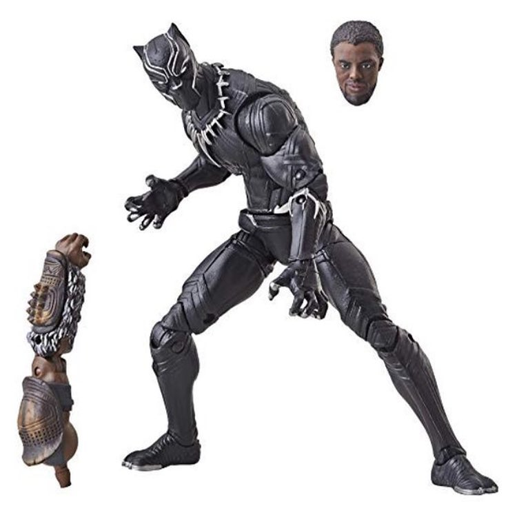 "Marvel Legends Black Panther Wave 2 m/'baku BAF /""BLACK PANTHER/"" Action Figure"