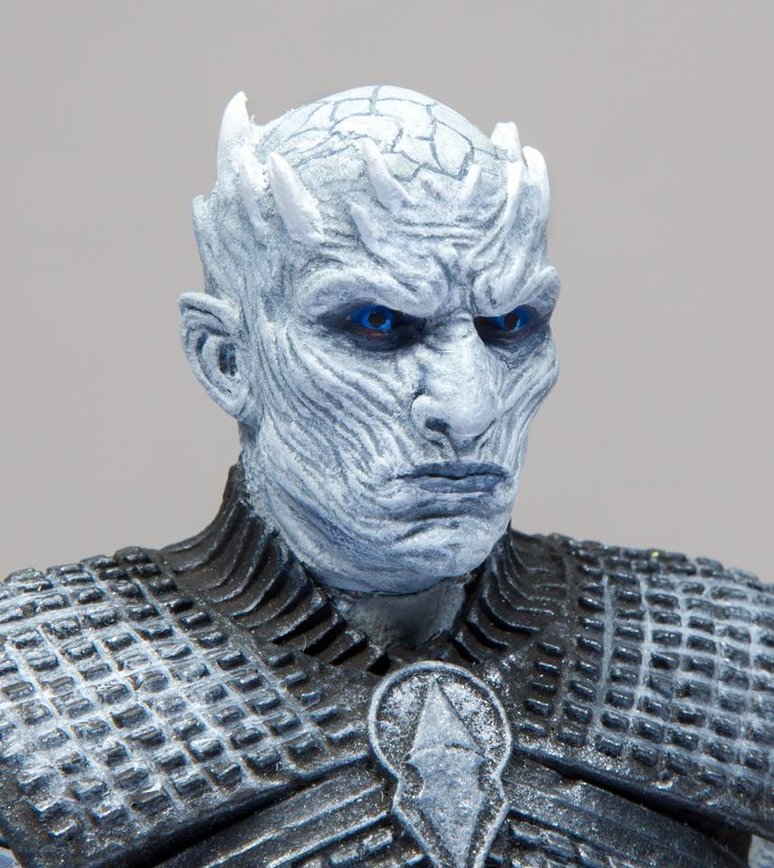 Statuette Night King: Game Of Thrones Night King Figure Preview From McFarlane