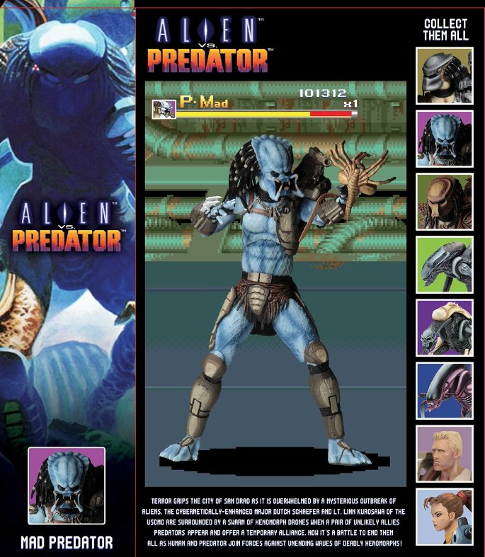 Aliens and Predator Toy News Archives - Page 13 of 119 - The