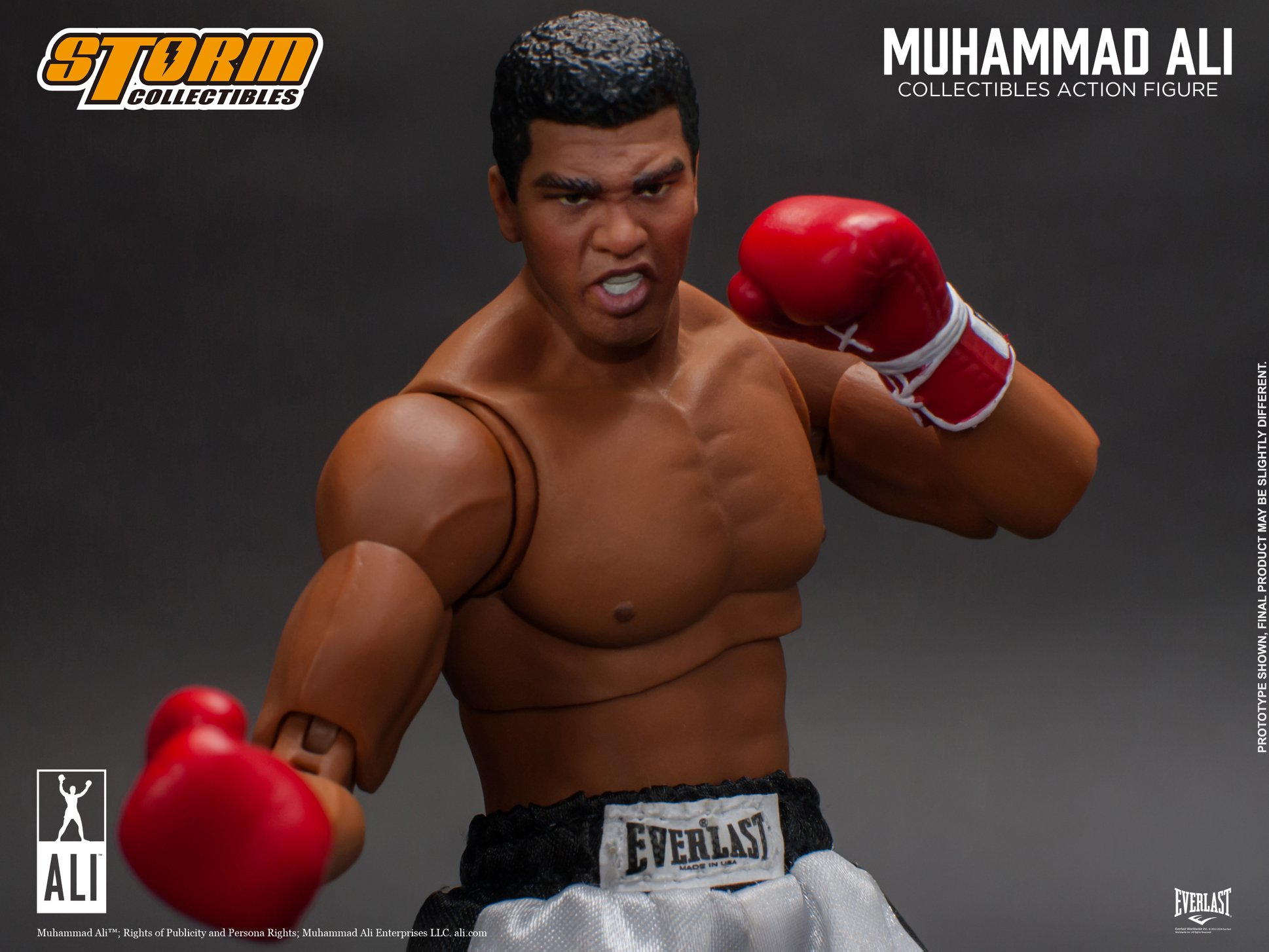 Storm Collectibles Muhammad Ali 7 Inch Figure Revealed ...