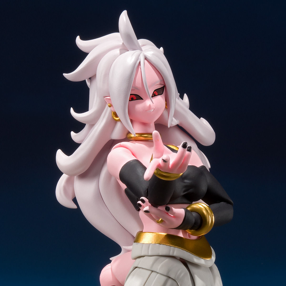 SH Figuarts Android 21 From Dragon Ball FighterZ