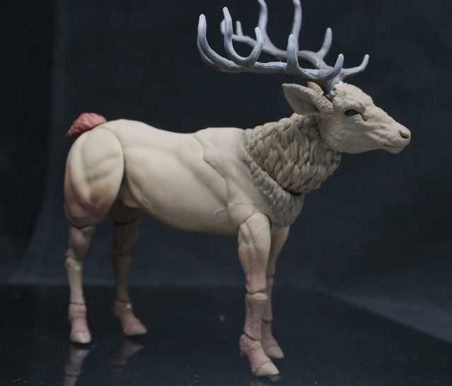 Update On The 1/18 Scale Horses From Boss Fight Studio