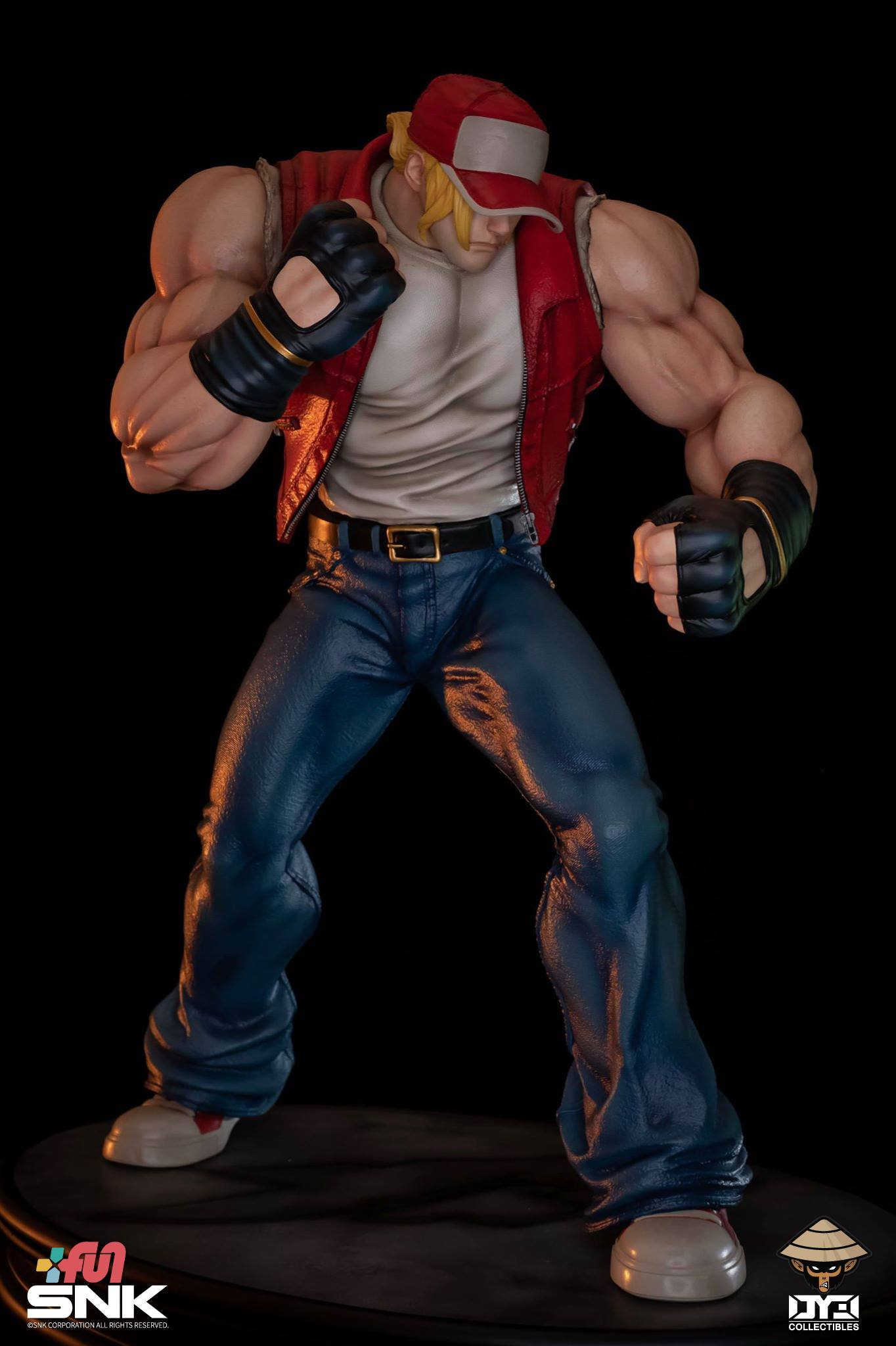 King Of Fighters Terry Bogard Limited